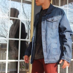 Buffalo David | men's jean jacket